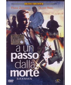 A un passo dalla morte - Frank Zagarino, Oliver Reed (DVD)