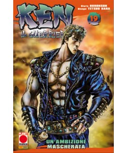 Manga: KEN IL GUERRIERO 19 - Planet Manga Panini Comics