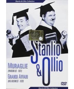 Stanlio E Ollio - Muraglie - Grandi Affari (DVD)