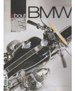 ABOUT BMW. N. 11 MARZO - APRILE 2016