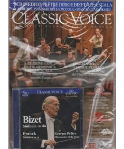 CLASSIC VOICE. PIU' VOCE ALLA GRANDE MUSICA. N. 202 MARZO 2016. 2 CD