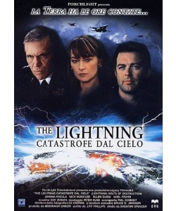The Lightning - Catastrofe dal cielo - Nick Mancuso (DVD)