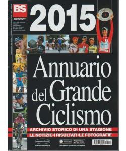 ANNUARIO DEL GRANDE CICLISMO 2015 - by BS Bicisport