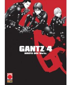 Manga: GANTZ 4 NUOVA EDIZIONE - Planet Manga panini comics