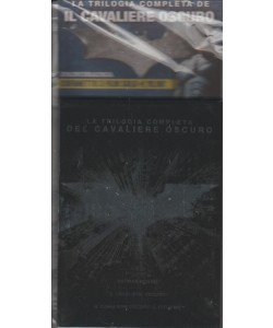 cofanetto DVD La Trilogia completa del Cavaliere Oscuro by Panorama