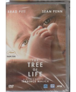 Dvd The Tree of Life scritto e diretto TERRENCE MALICK-Brad Pitt, Sean Penn