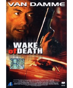 Wake Of Death - Jean-Claude Van Damme (DVD)