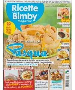 Ricette PerIl Mio Bimby Magazine - mensile n. 4 Marzo 2016