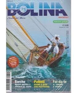 MENSILE BOLINA. ANDAR PER MARE. INSERZIONI GRATUITE.  N. 340 APRILE 2016