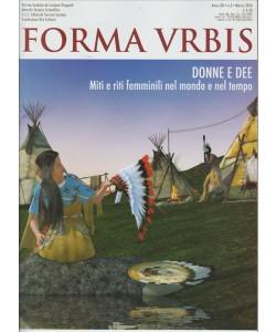 FORMA URBIS. N. 3 MARZO 2016. MENSILE   TECNICO SCIENTIFICO FONDATO DA LUCIANO PASQUALI.