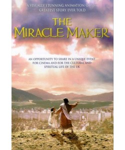 The Miracle Maker - La storia di Gesù (DVD)