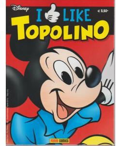 I LIKE TOPOLINO. N. 1
