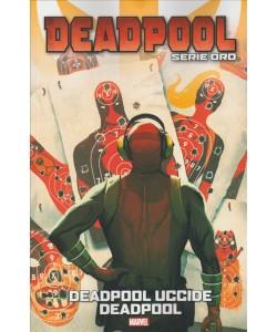 "DEADPOOL Serie oro vol.7 ""Deadpool uccide Deadpool"" by Tuttosport"