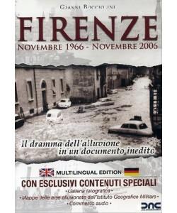 Firenze Novembre 1966 - Novembre 2006 - Documentario DVD