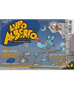 LUPO ALBERTO. N. 370 APRILE 2016