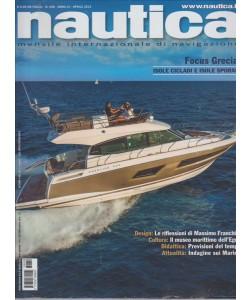 NAUTICA. MENSILE INTERNAZIONALE DI NAVIGAZIONE. N. 648 APRILE 2016