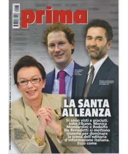 PRIMA COMUNICAZIONE. N. 470 APRILE 2016.