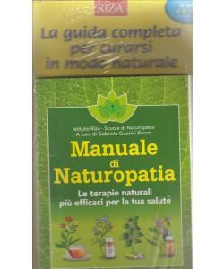 MANUALE DI NATUROPATIA. LA GUIDA COMPLETA PER CURARSI IN MODO NATURALE.