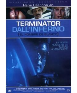 Terminator Dall'Inferno - Christian Bach, Manuel Ojeda, Daniel Stephen (DVD)
