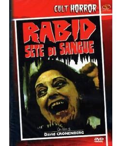 Rabid Sete di Sangue DVD David Cronenberg