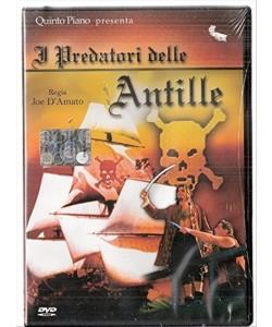 I Predatori Delle Antille - Anita Skultety, Carlo De Palma, Venere Torti (DVD)