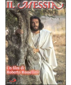 IL MESSIA DI ROBERTO ROSSELLINI - FILM DVD