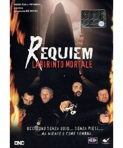 Requiem - Labirinto Mortale - Patrick Dell'Isola, Moussa Maaskri, Julie-Anne Roth (DVD)
