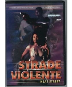 Strade Violente - Del Zamora, Quincy Adams, Wendy McDonald (DVD)
