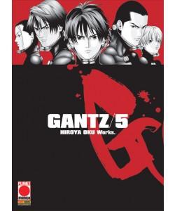 Manga: GANTZ 5 NUOVA EDIZIONE - planet mnga Panini comics