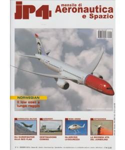 JP4 MENSILE DI AERONAUTICA E SPAZIO. N. 5 MAGGIO 2016.