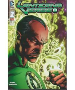 Lanterna Verde #1 - DC Comics Lion - ristampa new 52 Special - Febbrai 2016