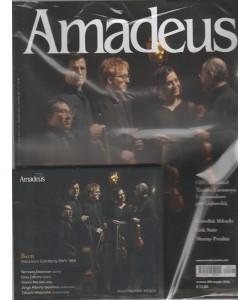AMADEUS. N. 318 MAGGIO 2016. BACH