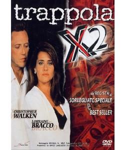 Trappola X 2 - Christopher Walken, Lorraine Bracco, Miguel Ferrer (DVD)
