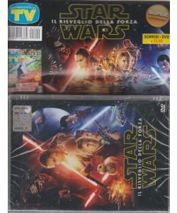 STAR WARS. IL RISVEGLIO DELLA FORZA. SUPER ANTEPRIMA SORRISI + DVD