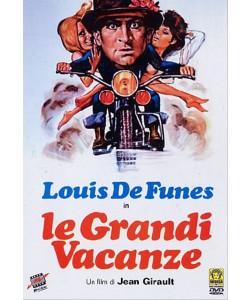 Le grandi vacanze - FILM IN DVD