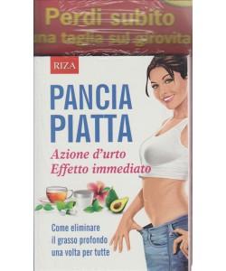 PANCIA PIATTA. N. 56 MAGGIO 2016.