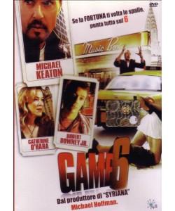 Game6 dal produttore di Syriana Michael Hoffman