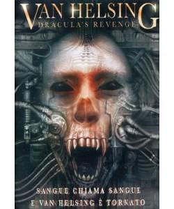 Van Helsing - Dracula's Revenge - Erika Eleniak, Casper Van Dien, Coolio (DVD)