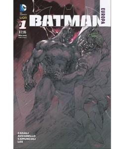 DC Bad World 09 – Batman Europa 01 - DC Comics Lion