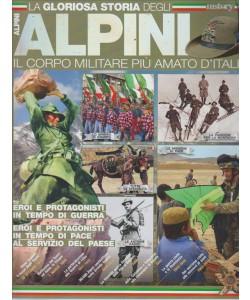 LA GLORIOSA STORIA DEGLI ALPINI. IL CORPO MILITARE PIU  AMATO D ITALIA. d8552cf8bf87