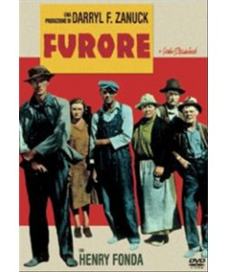 FURORE (1940) - FILM DVD