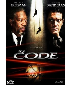 The code - Morgan Freeman, Antonio Banderas (DVD)