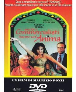 Anche I Commercialisti Hanno Un Anima - Renato Pozzetto, Enrico Montesano, Sabrina Ferilli (DVD)