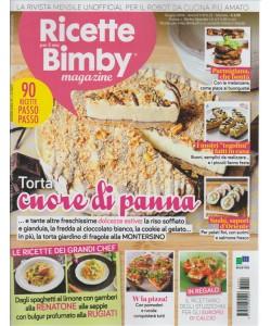 RICETTE PER IL MIO BIMBY MAGAZINE. N. 6 GIUGNO 2016.  90 RICETTE PASSO PASSO.