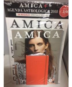 Amica - mensile n. 12 Dicembre 2017 Luca Gajdus + Agenda Astrologica 2018