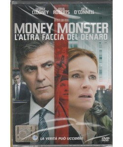 DVD Money Monster - L'altra Faccia del Denaro Regista: Jodie Foster