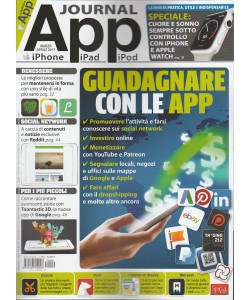 APP JOURNAL bimestrale n. 69 Marzo 2017 by Sprea Editore