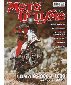 Motociclismo d'Epoca - mensile n. 3 Marzo 2017