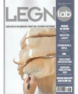 Legno Lab - mensile n. 93 Febbraio 2017