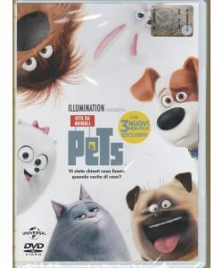 DVD PETS vita sa animali - Regista: Chris Renaud, Yarrow Cheney